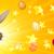 huevo · de · Pascua · vector · establecer · colorido · Pascua · diseno - foto stock © krisdog