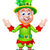 cartoon leprechaun stock photo © krisdog