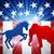 дебаты · иллюстрация · ослом · слон · голосования - Сток-фото © krisdog