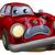 cartoon · samochodu · podziale · w · dół · smutne · maskotka - zdjęcia stock © krisdog