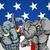 republikánus · elefánt · kabala · szavazás · Amerika · rajz - stock fotó © krisdog