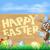 Paskalya · imzalamak · tavşan · yumurta · easter · bunny - stok fotoğraf © krisdog