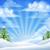 zimą · góry · krajobraz · wysoki · niebo · sportu - zdjęcia stock © krisdog