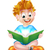 joy of reading stock photo © krisdog