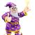 thumbs up wizard with wand stock photo © krisdog