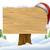 vidám · karácsony · mikulás · üzenet · tábla · hó - stock fotó © krisdog