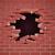 壊れた · 壁 · 白 · 孤立した - ストックフォト © krisdog
