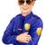bello · polizia · uomo · ritratto · professionali · poliziotto - foto d'archivio © krisdog