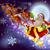 mikulás · ajándékok · karácsony · szarvas · táska · rajz - stock fotó © krisdog