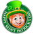 cartoon st patricks day leprechaun sign stock photo © krisdog
