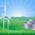 renewable energy illustration stock photo © krisdog