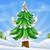 coberto · neve · ilustração · inverno · paisagem - foto stock © krisdog