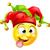 court jester emoji emoticon stock photo © krisdog