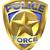 szeryf · odznakę · star · wektora · policji · złoty - zdjęcia stock © krisdog