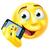 смайлик · икона · вектора · смеясь - Сток-фото © krisdog