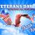 veterans day american flag sky stock photo © krisdog