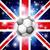 groot-brittannië · vlag · voetbal · sport · object - stockfoto © krisdog