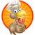 cartoon chef chicken stock photo © krisdog
