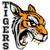 tigers sports mascot stock photo © krisdog