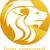 lion concept circle design stock photo © krisdog