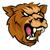 bear grizzly mean animal mascot stock photo © krisdog