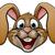easter bunny rabbit stock photo © krisdog