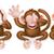 three wise monkeys stock photo © krisdog