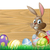 cartoon · Easter · Bunny · teken · ei · jacht - stockfoto © krisdog