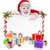 mikulás · tekercs · ajándékok · karácsony · rajz · mikulás - stock fotó © krisdog