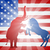 american · alegere · măgar · elefant · politic · petrecere - imagine de stoc © krisdog
