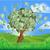 растущий · деньги · деревья · бизнесмен · аннотация - Сток-фото © krisdog