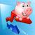 piggy bank graph concept stock photo © krisdog
