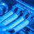 lif · ağ · Sunucu · optik · kablolar · veri · merkezi - stok fotoğraf © kubais