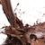 hot chocolate splash stock photo © kubais