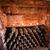 wine bottles with candles stock photo © kubais