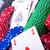 kleurrijk · kaart · gelukkig · papier · huwelijk · patroon - stockfoto © kubais