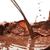 шоколадом · всплеск · изолированный · белый · молоко - Сток-фото © kubais