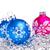 Navidad · año · nuevo · decoración · colorido · blanco - foto stock © kubais