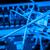 rost · hálózat · szerver · optikai · kábelek · adatközpont - stock fotó © kubais