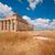 greek temple in selinunte stock photo © kubais