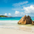 anse lazio beach praslin island seychelles stock photo © kubais