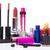 kozmetika · smink · termékek · izolált · fehér · háttér - stock fotó © kubais