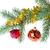 красный · Рождества · мяча · дерево · изолированный · белый - Сток-фото © kubais