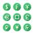 monétaire · symboles · monde · devises · argent · design - photo stock © kup1984