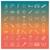 眼 · 行 · アイコン · ウェブ · 携帯 · インフォグラフィック - ストックフォト © kup1984