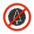 sign prohibition deforestation vector illustration stock photo © kup1984