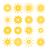 promieniowanie · ikona · inny · stylu · kolor · wektora - zdjęcia stock © kup1984