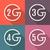 世代 · ワイヤレス技術 · ビジネス · 背景 · ネットワーク · 携帯 - ストックフォト © kup1984