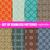 infinito · forma · sem · costura · padrão · vector · abstrato - foto stock © kup1984