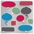 establecer · marco · chat · comentarios · blanco · marcos - foto stock © kup1984